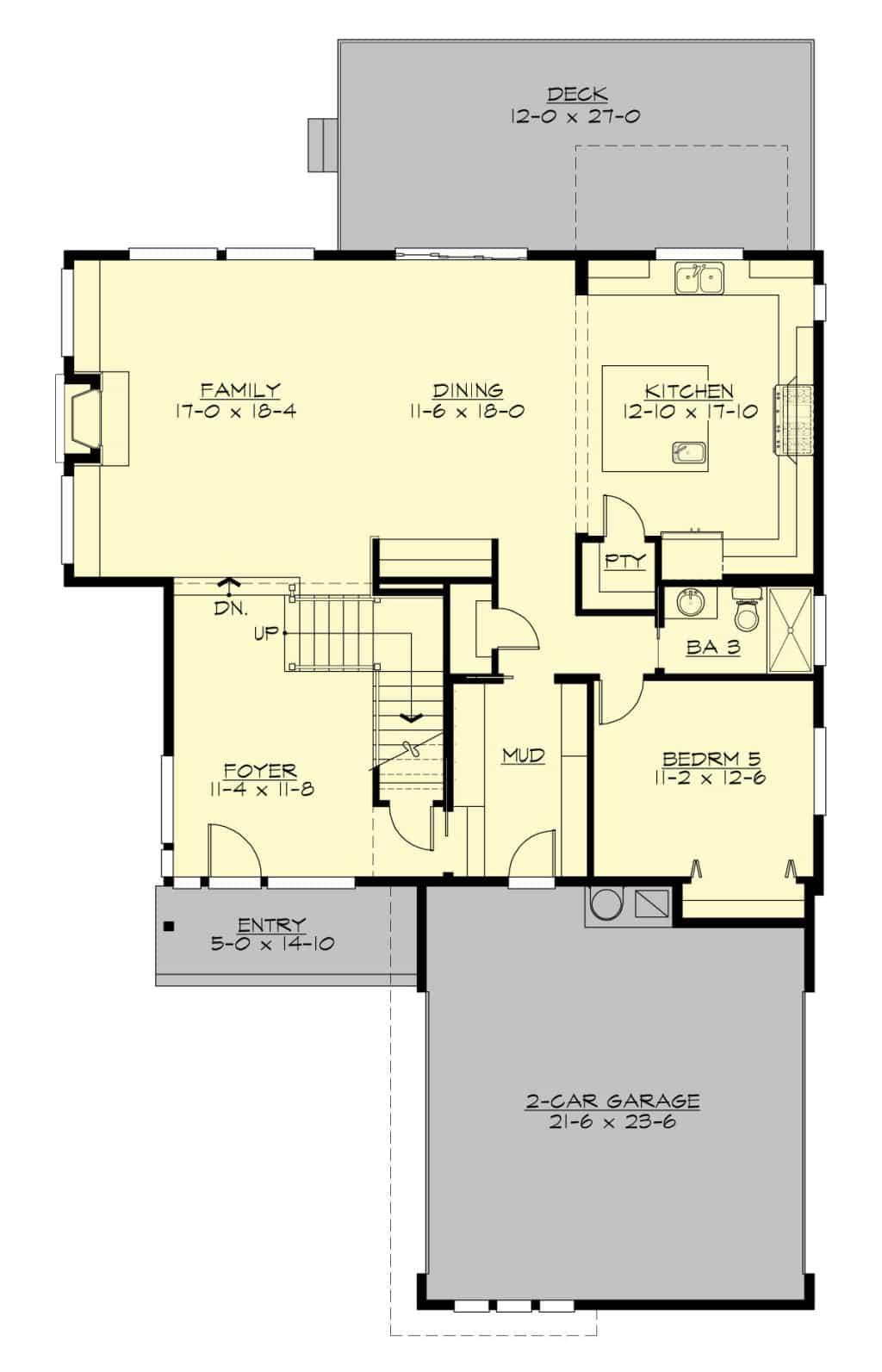 บ้านโมเดิร์น 2 ชั้น ดีไซน์เก๋ สวยสะดุดตา