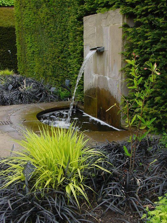 เสริมฮวงจุ้ยให้สวนสวยช่วยให้ร่มรื่น ด้วยน้ำ