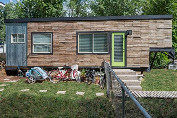 แบบบ้านชั้นเดียวขนาด 18 ตร.ม. พื้นที่เล็ก ๆ แต่อยู่สบายทั้งครอบครัว